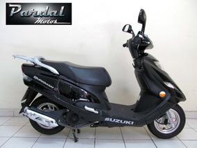 Suzuki Burgman 125i 20156 Preta