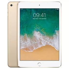 Apple iPad Mini 4 128gb Wifi Lacrado Mini4 - Novo Lacrado