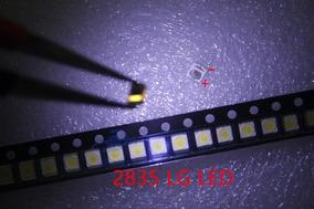 Kit 50x Led Tv Lg Smd 1210 3528 2835 1w 3.0v Para Regua Leds