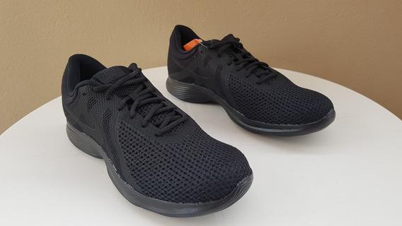 Tenis Nike Revolution 4, Preto, Masculino, Original