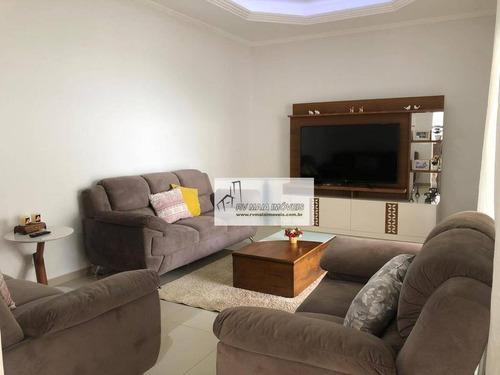 Casa Com 4 Dormitórios À Venda, 360 M² Por R$ 1.200.000 - Condomínio Granja Olga Ii - Sorocaba/sp - Ca2064