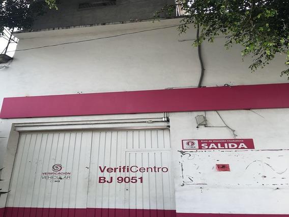 Bodega-terreno En Renta/venta Del Valle Sur Benito Juárez Uso Comercial