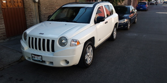 Jeep Compass 2007 4x4 Limited Cvt