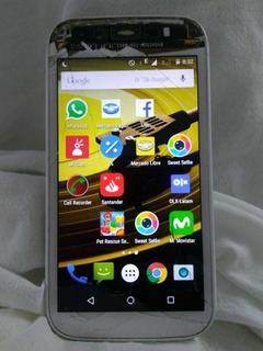 Celular Moto Dual Sim 2da Generación