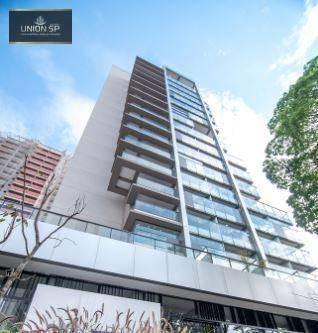 Apartamento Com 1 Dormitório À Venda, 46 M² Por R$ 702.612,00 - Brooklin - São Paulo/sp - Ap48862