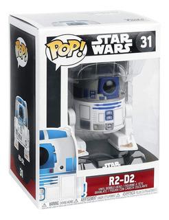 Funko Pop R2-d2 #31 Star Wars Arturito Regalosleon