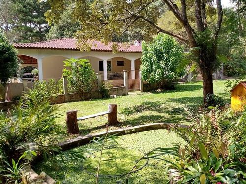 Chácara Com 7 Dormitórios À Venda, 12465 M² Por R$ 1.200.000,00 - Chapada - Ponta Grossa/pr - Ch0023