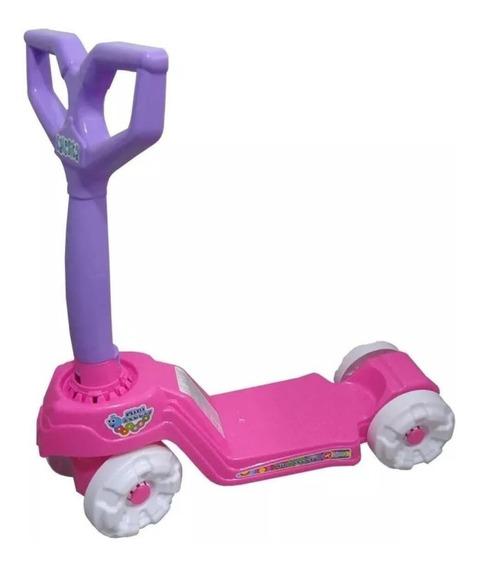 Patinete Infantil Brinquedo Mini Scooty Girl Calesita