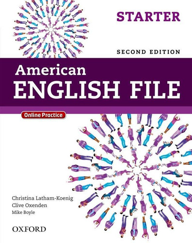 American English File Starter Sb With Online Practice - 2n