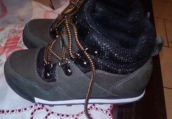 Zapatos Tipobotines Para Niño Talla 30