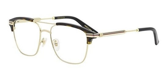 Gucci Gg0241o Rectangular Eyeglasses Size 54 Mm