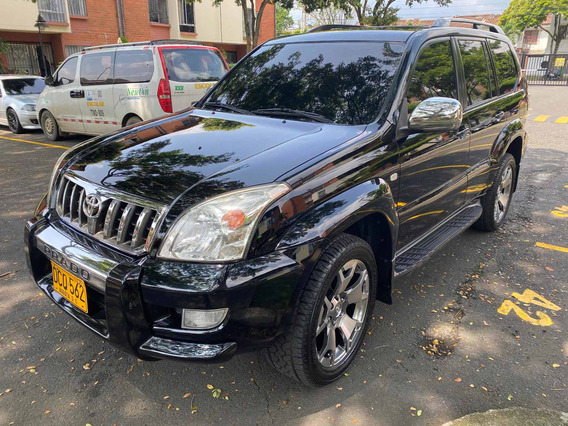 Toyota Prado Europea Vx