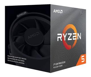 Procesador Amd Ryzen 5 3600x Socket Am4 6 Cores 3.8ghz 32mb Cache Experiencia De Juego En Alta Definición