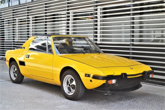 Fiat Bertone Clasico Coupe X1 9