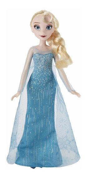 Disney Frozen Classic Princess Fashion Elsa Original