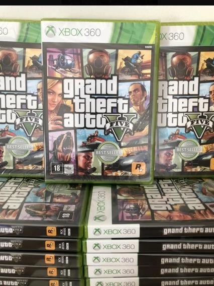 Gta V + Read Dead Redpetion Xbox 360