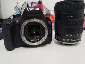 Canon T5 + Lente 18 135
