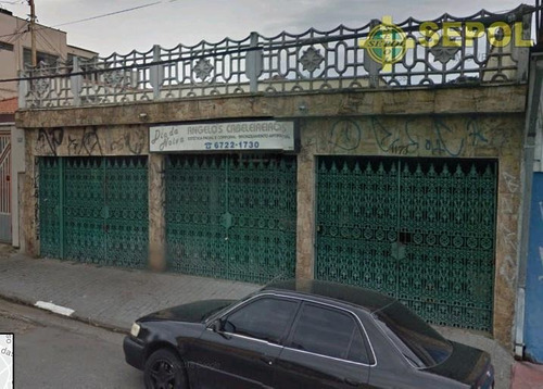 Casa Com 3 Dormitórios À Venda - Cidade Centenário - São Paulo/sp - Ca0031