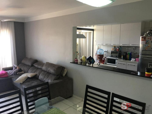 Imagem 1 de 14 de Apartamento Para Venda Com 58 M² | Vila Ivone| São Paulo Sp - Ap33578v