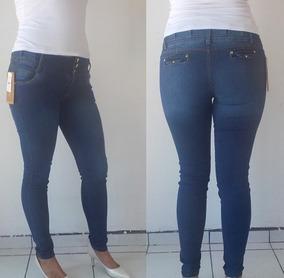 Paquete 10 Pantalones Dkda De Dama Mezclilla Super Stretch