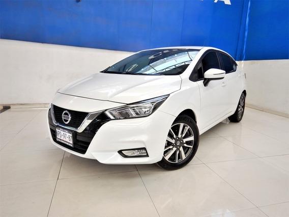 Nissan Versa Advance 5vel. 2020 Nuevo
