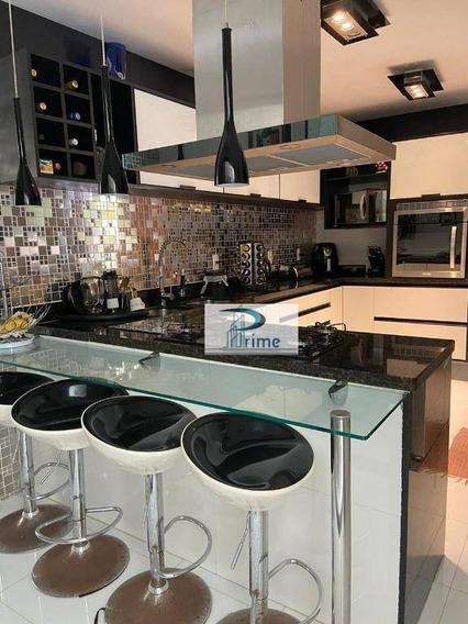 Casa Com 3 Dormitórios À Venda, 225 M² Por R$ 1.800.000,00 - Camboinhas - Niterói/rj - Ca0723
