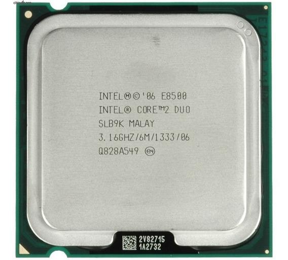 Processador Intel Core 2 Duo E8500 Lga 775 Fsb 1333mhz