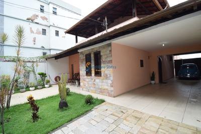 Casa 4 Quartos, 10 Vagas No Bairro Nova Floresta, Belo Horizonte - 5666