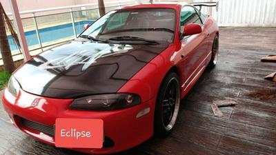 Eclipse Gs-t 1998 N23 Raridade