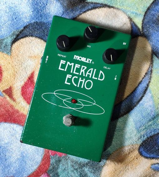 Morley Emerald Echo Box - Willaudio