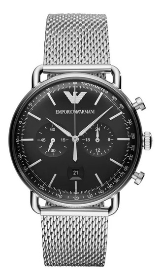 Relógio Empório Armani - Ar11104/1kn