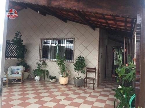 Imagem 1 de 23 de Casa Com 3 Dormitórios À Venda, 92 M² Por R$ 340.000,00 - Solemar - Praia Grande/sp - Ca5310