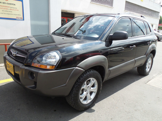 Hyundai Tucson Gl Mt 2000cc 4x2