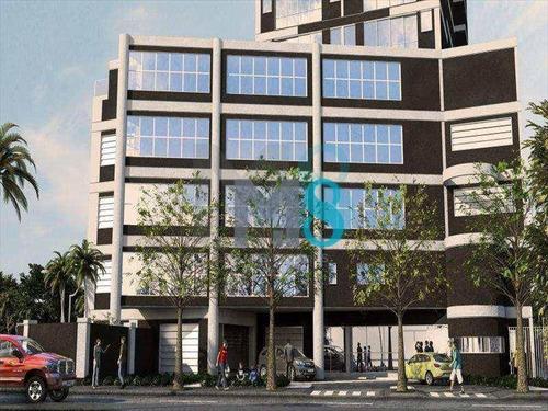 Imagem 1 de 16 de Loft Com 1 Dormitório Para Alugar, 43 M² Por R$ 2.400,00/mês - Loteamento Mogilar - Mogi Das Cruzes/sp - Lf0005