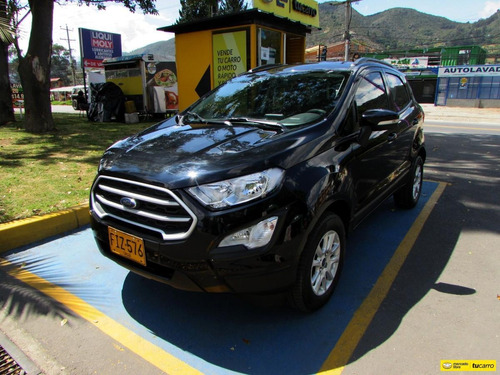 Ford Ecosport 2  Se At