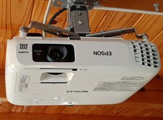 Proyector Epson 730hd - Cine En Casa Y Oficina- Impecable