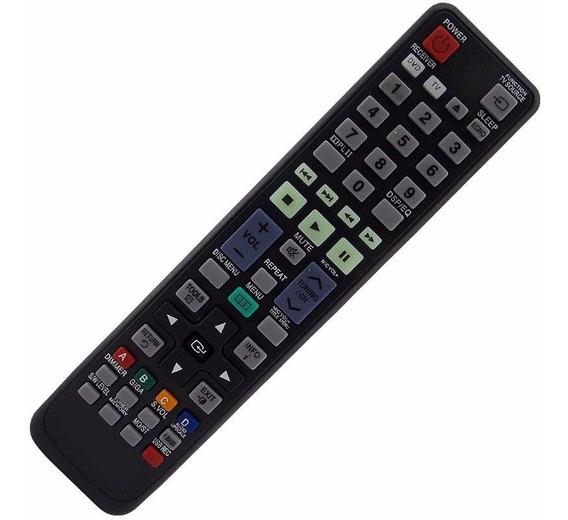 Controle Remoto Home Theater Samsung Ht-d553k/zd E Ht-c460