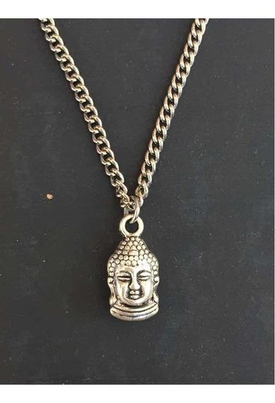 Colar Cabeça De Buda