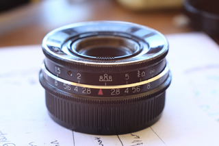 Lente 28mm F2.8 Sony Nex A5000 A5100 A6000 Etc