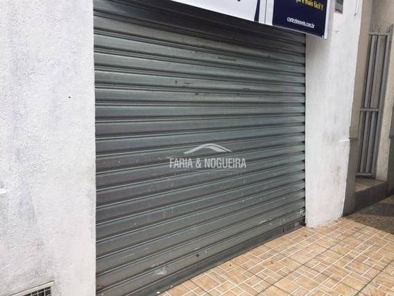 Salão Comercial Para Alugar, 71 M² Por R$ 1.500/mês - Centro - Rio Claro/sp - Sl0007
