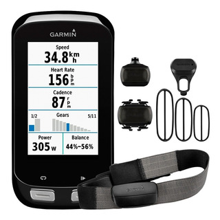 Garmin Gps Edge 1000 Bundle Ciclismo