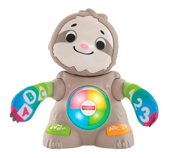 Fisher Price Linkimals Bicho Preguiça Divertido - Mattel