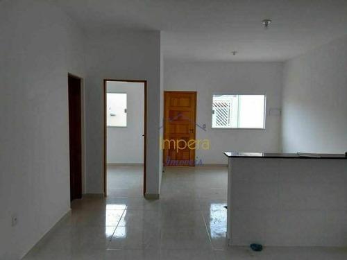 Casa À Venda, 89 M² Por R$ 329.000,00 - Villa Branca - Jacareí/sp - Ca0242