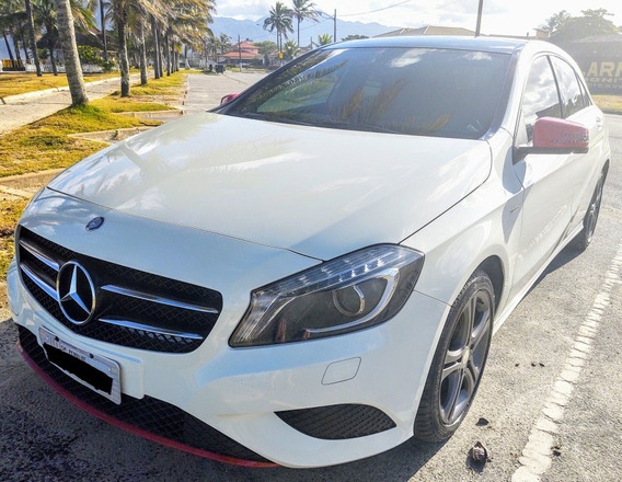 Mercedes-benz Classe A 2014 1.6 Urban Turbo 5p