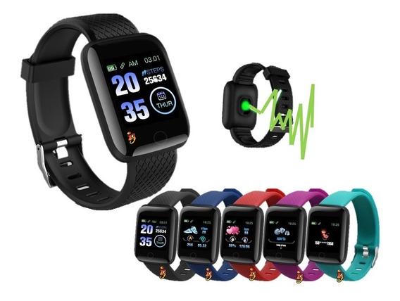 Smartwatch Reloj Inteligente Apps Notificaciones Bluetooth
