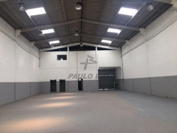 Galpao Industrial - Sertaozinho - Ref: 3717 - L-3717