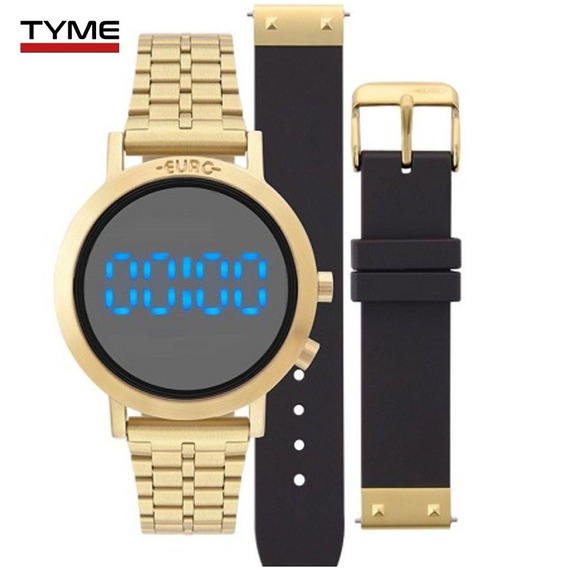 Relógio Euro Feminino Fashion Fit Eubj3407aa/t4p - C/ Nfe