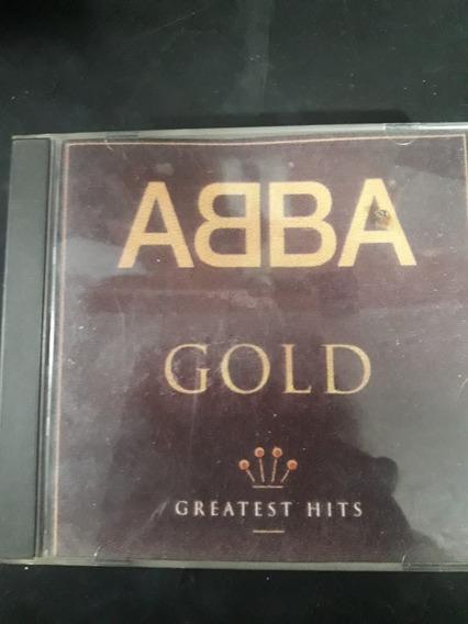 Cd Abba Gold Greatest Hits Año 1992- Buen Estado