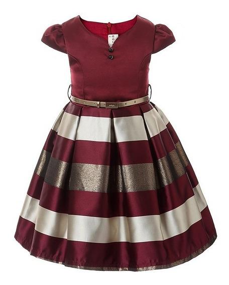 Vestido De Fiesta Para Bebes Y Nenas Ropa Importada