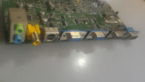 Placa Principal Projetor Benq Mp515 Mp525 (detalhe)